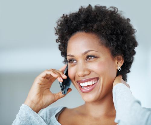 black-woman-on-phone-pf1