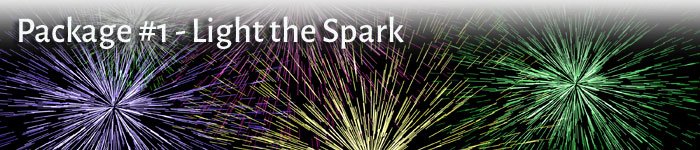 Package #1 - Light the Spark
